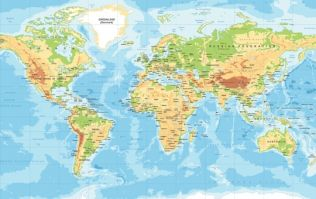 QUIZ: Name the largest countries in the world in terms of area