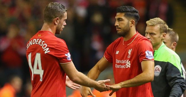 Do you agree with Jamie Carragher's suggested change in Liverpool's midfield?
