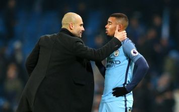 Gabriel Jesus reveals how Pep Guardiola convinced him to join Manchester City