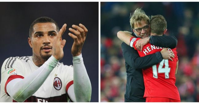 Kevin-Prince Boateng explains why Jürgen Klopp is 'the best coach in the world'