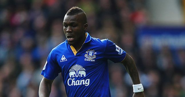 Former Real Madrid and Everton man Royston Drenthe has released a rap single