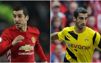 Henrikh Mkhitaryan explains the main difference between playing in England and Germany