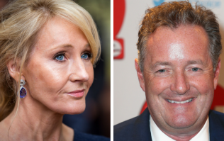 Piers Morgan's son reveals awkward fact after his dad's huge row with J.K. Rowling