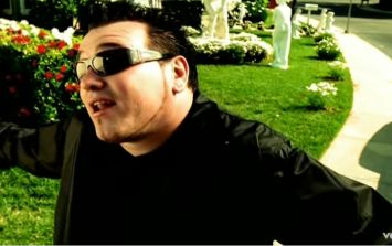 Somebody remade All Star by Smashmouth using sounds from Windows XP and it is haunting