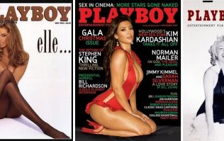 Playboy has gone back on their naked women policy in the magazine