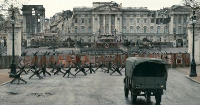 BBC's new alt-history drama that's set in a Nazi occupied London looks remarkable