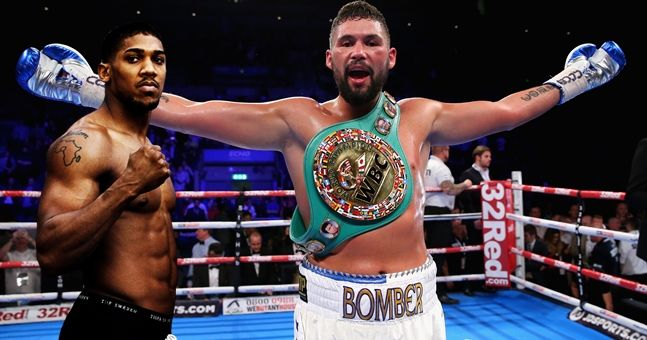 Tony Bellew has a pretty straightforward reason for not wanting to fight Anthony Joshua