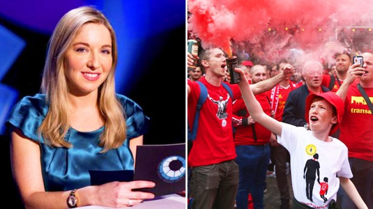 BBC's Only Connect quiz show had a question describing Liverpool fans that was just perfect