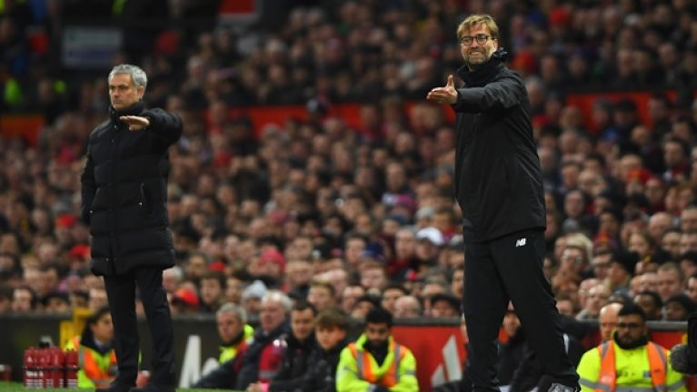 Were Jose Mourinho's FA Cup comments a dig at Jurgen Klopp?