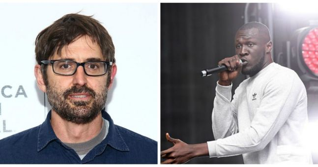 People are ridiculously excited about the prospect of Stormzy and Louis Theroux buddying up