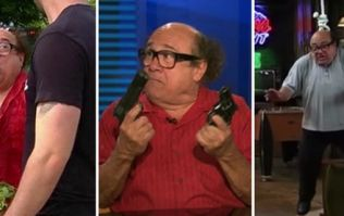 This supercut of Frank Reynolds' best moments from Always Sunny is superb