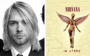 How could Nirvana follow Nevermind? By destroying it with In Utero