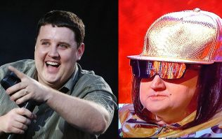 Viewers are all saying the same thing as Peter Kay dresses as Honey G on Let It Shine