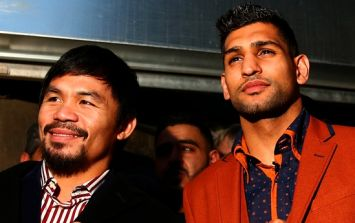 Amir Khan and Manny Pacquiao have set a date for their fight