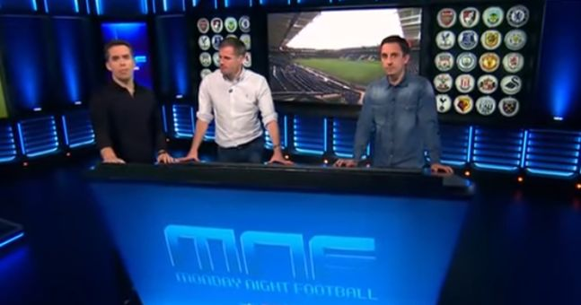 WATCH: Jamie Carragher calls out Jurgen Klopp for making the same one mistake over and over