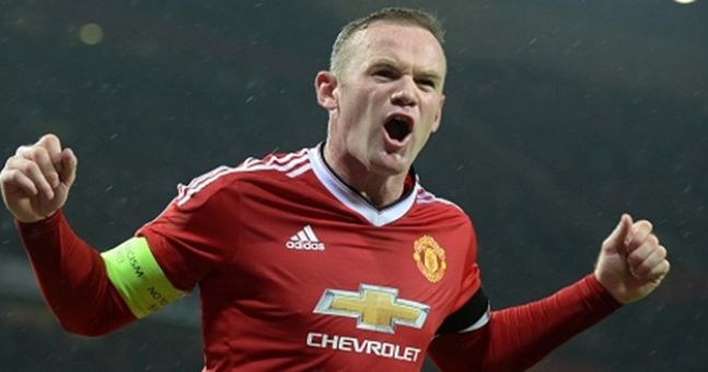 Wayne Rooney has taken a parting shot at his former Manchester United teammates