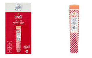 Pimm's have launched their own ice lollies just in time for summer boozing