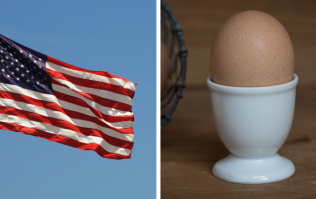 Apparently Americans don't have egg cups and it's confusing/enraging British people
