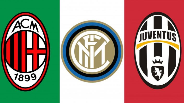 Quiz Name The 6 Players To Play For Ac Milan Inter And Juventus In