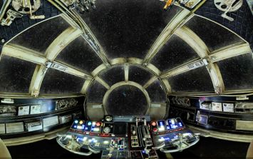 WATCH: You'll soon be able to visit 'Star Wars Land' and this is what it looks like