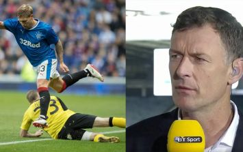 Watch: Chris Sutton delivers typically blunt assessment of Rangers' humiliation in Luxembourg
