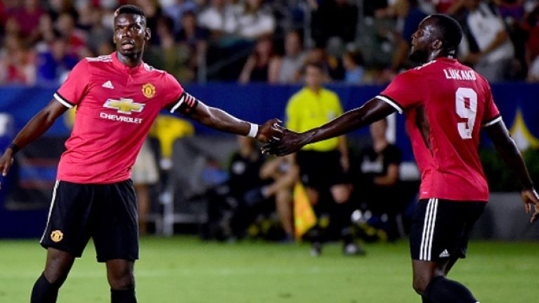 Manchester United easily beat LA Galaxy but people are only talking about one moment
