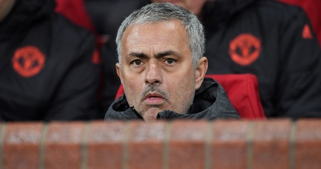 Manchester United fans were very intrigued by Jose Mourinho's slip of the tongue