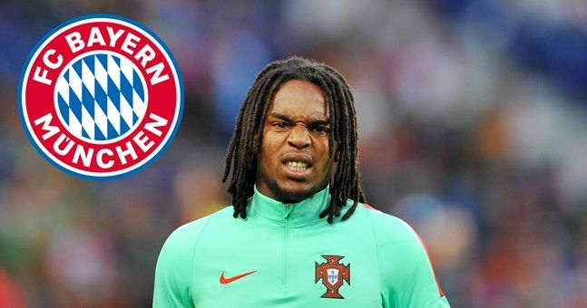 Bayern Munich have named their price for Renato Sanches