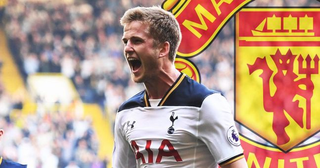 Manchester United reported to be lining up huge 'take-it-or-leave-it' bid for Eric Dier