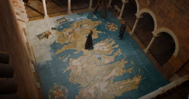 People spotted a very cool hidden message in this Game of Thrones scene