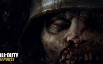The zombie mode on Call of Duty: World War II looks absolutely incredible