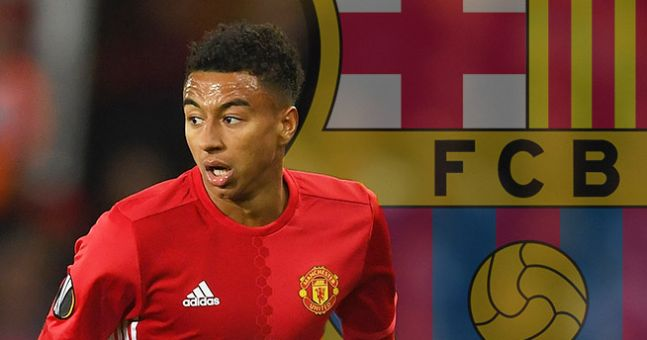 Barcelona plot ambitious move for Jesse Lingard as they seek Neymar replacement