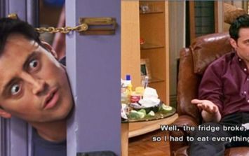 17 hilarious Joey Tribbiani quotes that will help you through life