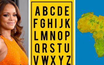The JOE Alphabet Quiz: Week 3