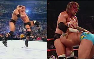 Name the finishing moves of these 25 wrestlers