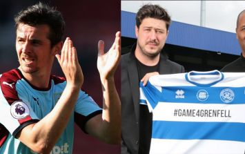 Joey Barton banned from taking part in Grenfell charity football match