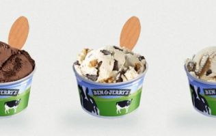 Great news because Ben and Jerry's are giving away free ice cream cones around the U.K tomorrow