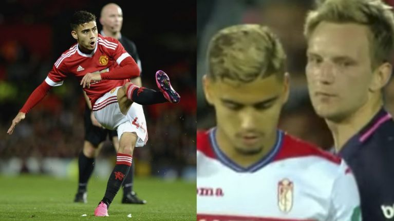 Here's what an angry Ivan Rakitic allegedly shouted at Manchester United youngster