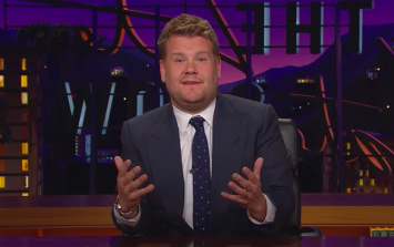 James Corden is bringing his Late Late Show to the UK