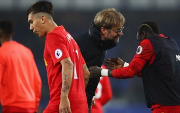 Jurgen Klopp thinks out loud about potential solutions to the issue that is Sadio Mane's absence