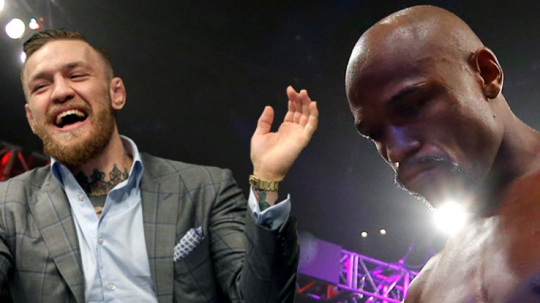 What will happen if Conor McGregor knocks out Floyd Mayweather? A former opponent has some comical ideas