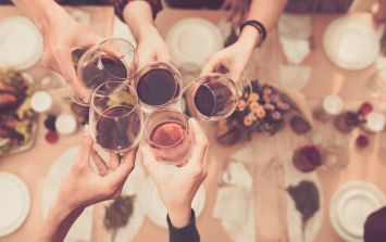 Science says drinking wine is good for the brain