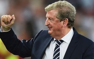 Roy Hodgson is back in football, for a little while at least