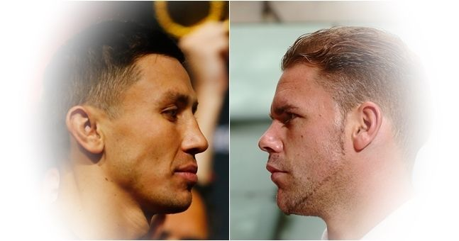 Frank Warren reveals what's delaying the booking of Gennady Golovkin vs. Billy Joe Saunders