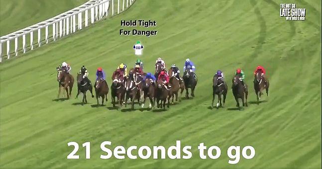 WATCH: Horse racing with UK garage commentary is actual genius
