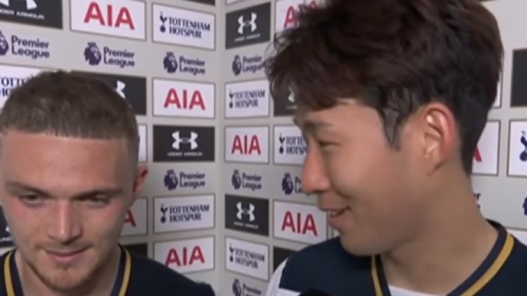 No, Heung-Min Son didn't forget Kieran Trippier's name after win over Watford