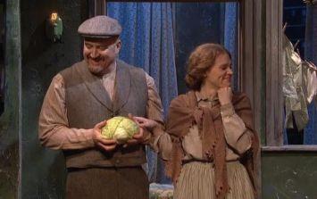 WATCH: Louis CK makes racist chicken joke, impersonates Borat, then cracks up on live TV