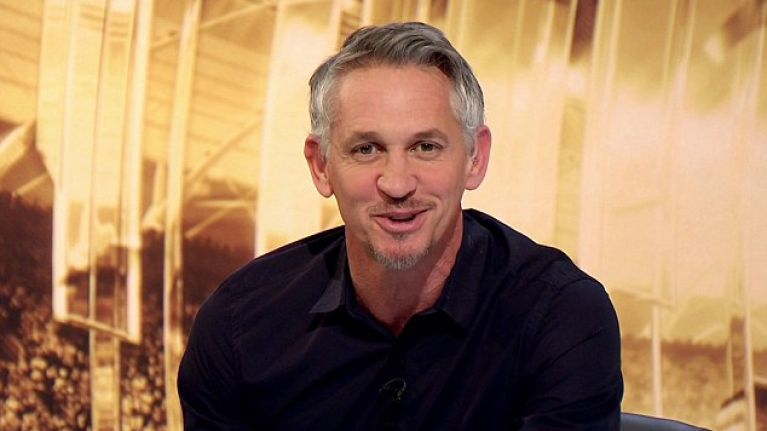 Gary Lineker's assessment of Seb Larsson's red card has received quite a lot of backlash