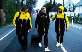 Borussia Dortmund captain reveals how discovery of nails on the team bus left players shaken further prior to kick off