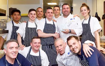 Everton stars show off their Masterchef skills in support of Liverpool's homeless community